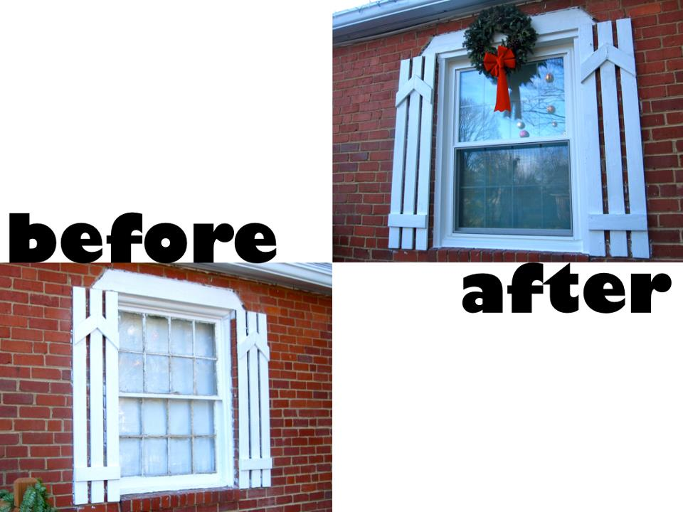 Before and after Long Windows