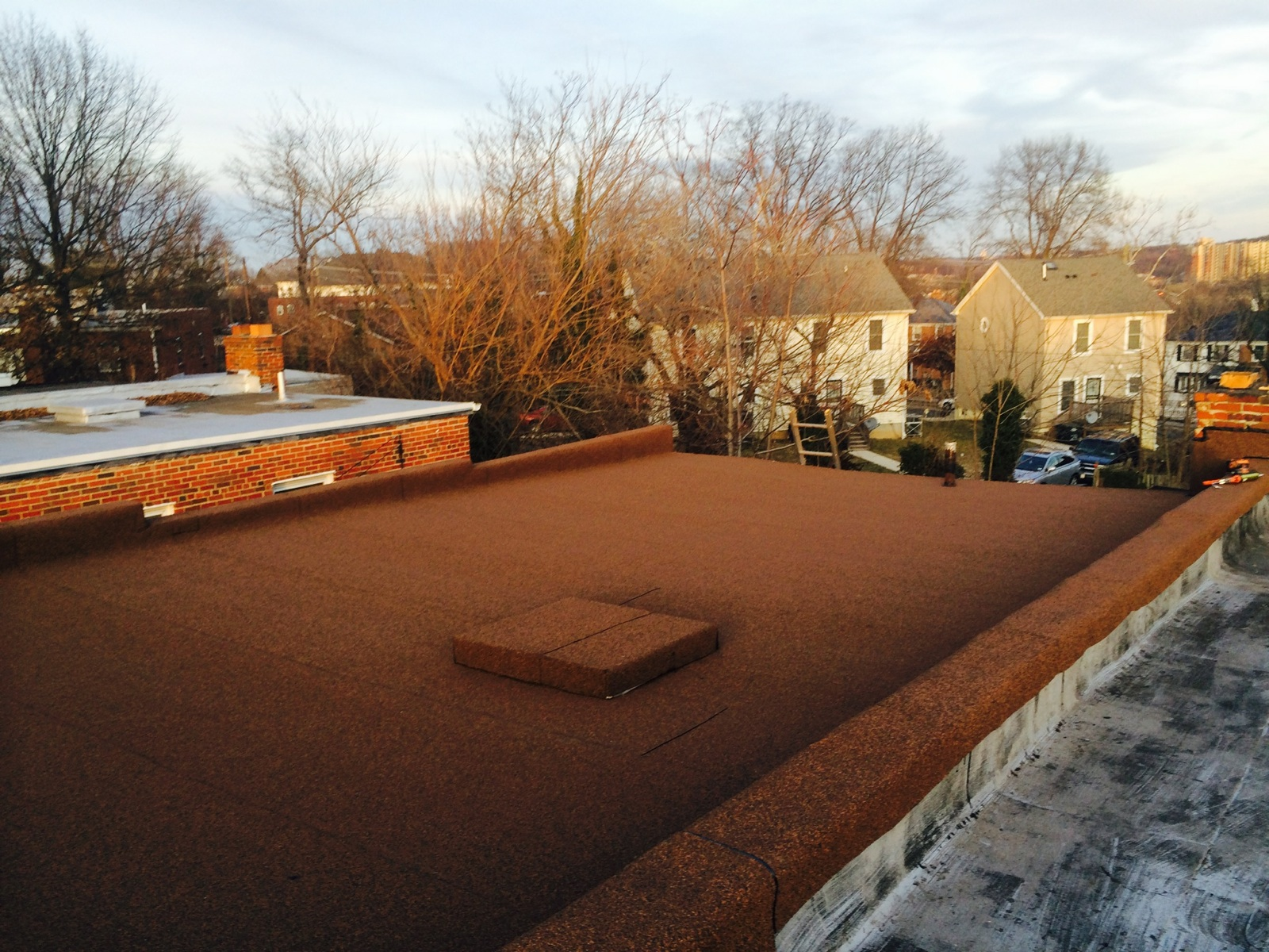 Our Guide To Flat Roof Systems 4 Lessons Long Roofing